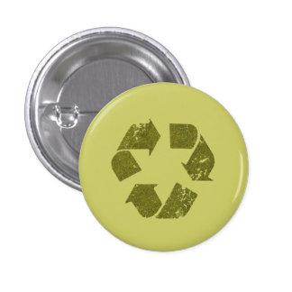 Recycling Mini Button