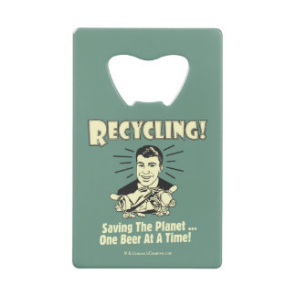 Recycling: Saving the Planet