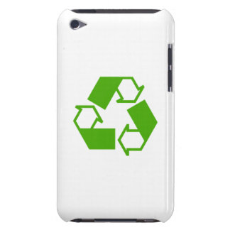 Recycling Symbol iPod Case-Mate Case