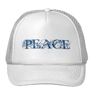 Recycling Symbol Mesh Hats