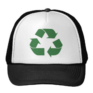 Recycling Symbol - Hat