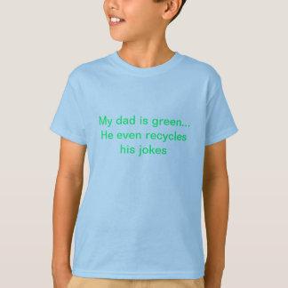 Recycling T shirt