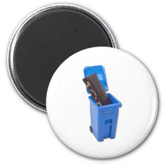 RecyclingEmploymentPositions122111 Fridge Magnet