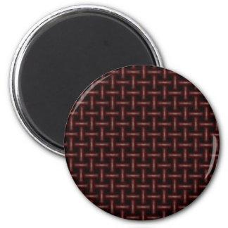 red009 6 cm round magnet