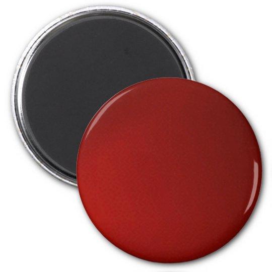 red017 6 cm round magnet