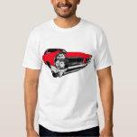 Red 1965 Pontiac Grand Prix Tshirts