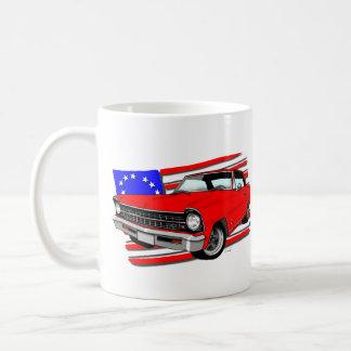 Red 1966-1967 Nova Mug