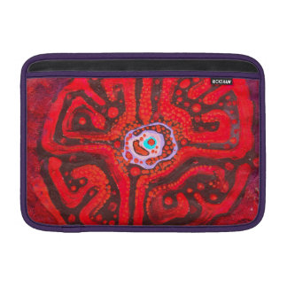 Red - Abstract Ipad sleeve
