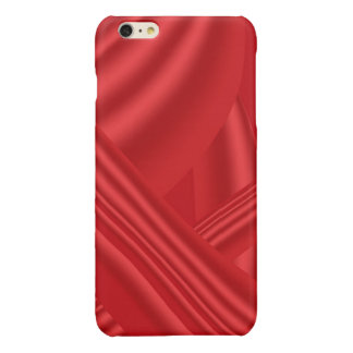 Red Abstract iPhone 6 Plus Case