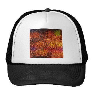 Red abstract texture background hats
