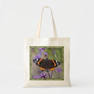 Red Admiral Butterfly Bag