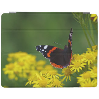 Red Admiral Butterfly iPad Cover
