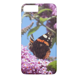 Red Admiral Butterfly iPhone 8 Plus/7 Plus Case