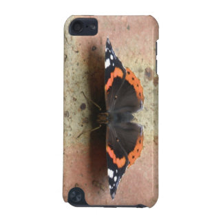 Red Admiral Butterfly iPod Case