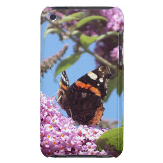 Red Admiral Butterfly Nature Case-Mate iPod Touch Case