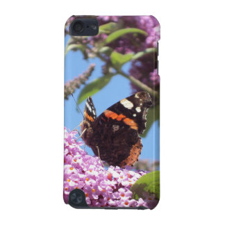 Red Admiral Butterfly Nature iPod Touch (5th Generation) Covers