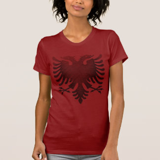 Red Albanian Eagle T-Shirt
