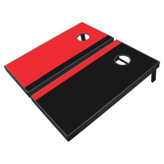 Red and Black Add Your Logo