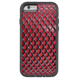 Red and Black Tough Xtreme iPhone 6 Case