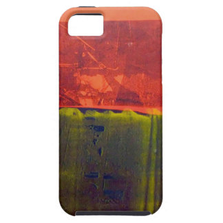 Red and Blue iPhone 5 Cover