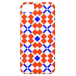 Red and Blue, its Saxonian iPhone 5 Cases