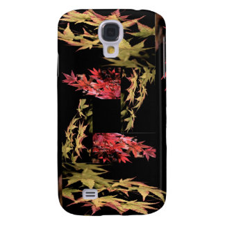 Red and Green Acer IPhone 3 Skin Galaxy S4 Case
