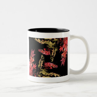 Red and Green Acer Mug