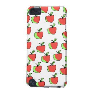 Red and Green Apple Pattern. iPod Touch (5th Generation) Case