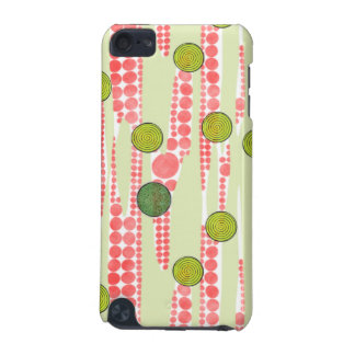 Red and Green Dots iPod Touch 5G Covers