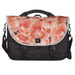 Red and pink azalea commuter bags