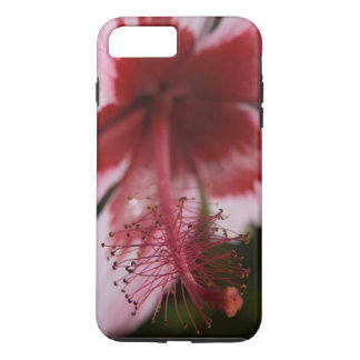 Red and Pink Hawaiian Hibiscus iPhone 7 Plus Case