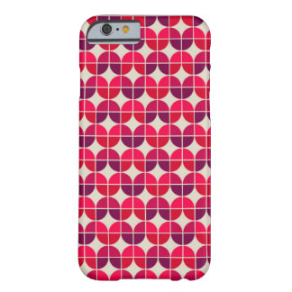 Red and Violet Barely There iPhone 6 Case