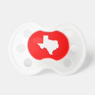 Red and White Texas Dummy