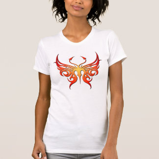 Red and yellow butterfly tank! T-Shirt