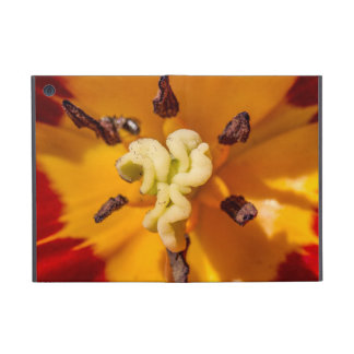 Red and Yellow Tulip Flower iPad Mini Cover
