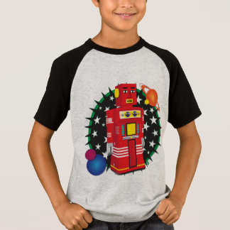 Red Android T-Shirt