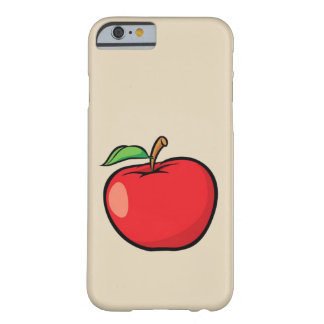 red apple case for iPhone 6/6s