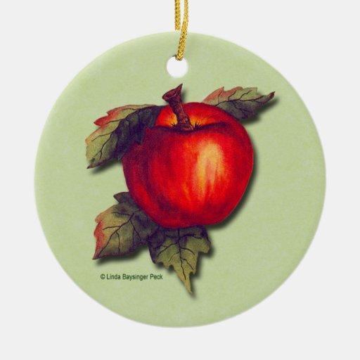 Red Apple | Zazzle