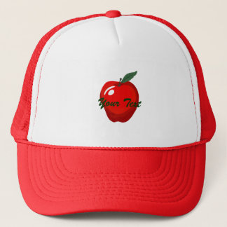 Red Apple Hat