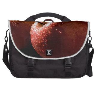 Red Apple Laptop Commuter Bag