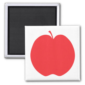 Red Apple. Magnet