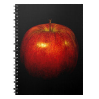 Red Apple Notebook
