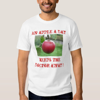 Red Apple Shirt