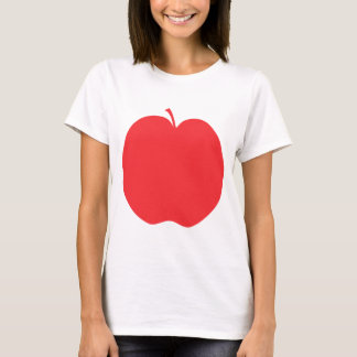 Red Apple. T-Shirt