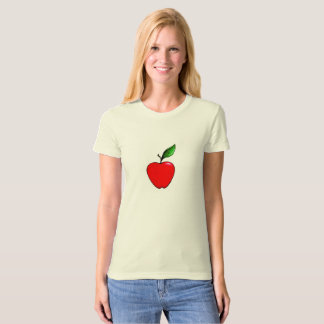 Red Apple T Shirt
