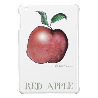 red apple, tony fernandes cover for the iPad mini