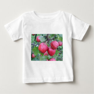Red Apples in the Tree Baby T-Shirt