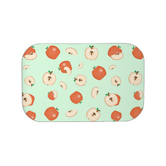 Red Apples Lunch Box