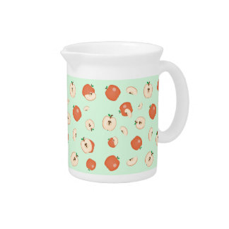 Red Apples Pitcher