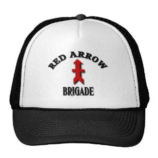 Red Arrow Brigade Trucker Hats